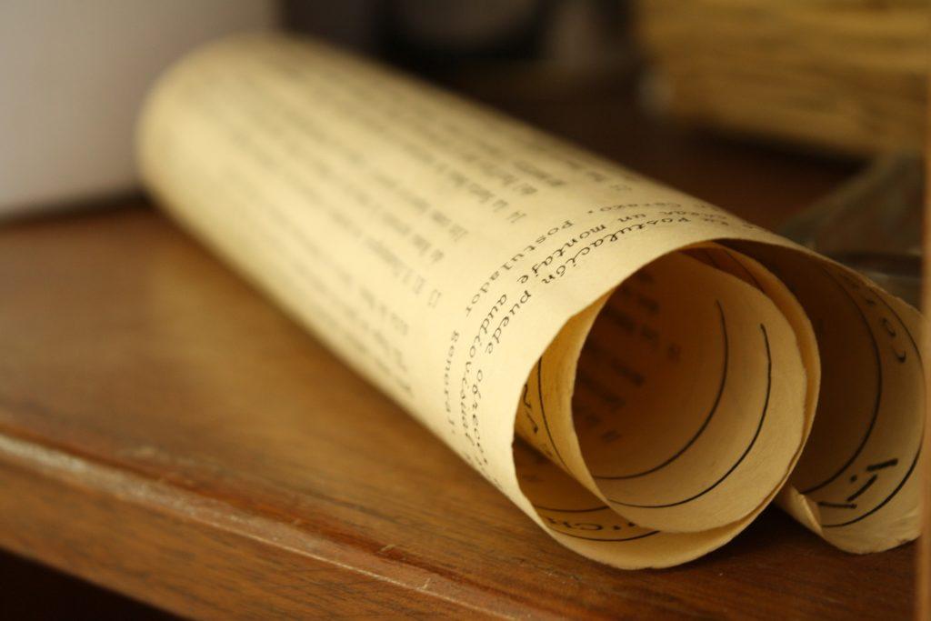 parchment-2217669_1920