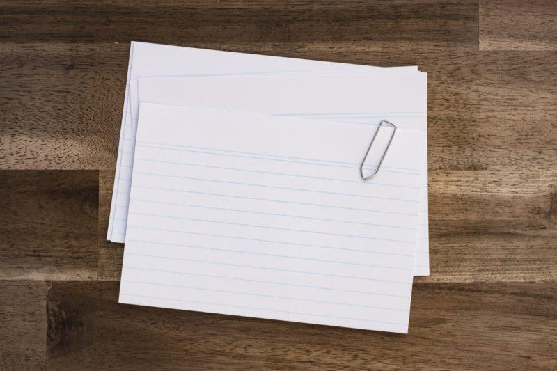独身証明書を発行する際に必要な「申請書」の書き方